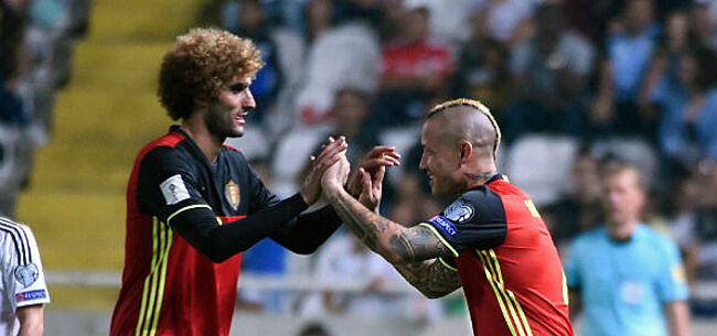 Foto: 'Milan zet overleg met Fellaini stop, looneisen te gortig'