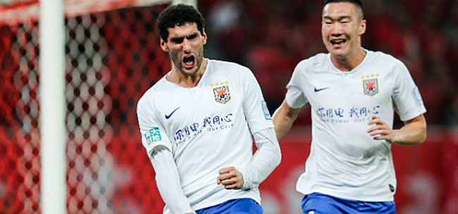 Foto: Fellaini start weldra terug met trainen in China