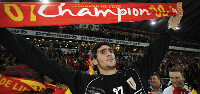 Foto: 'Fellaini (nog) niet ingeschakeld om Standard te redden'