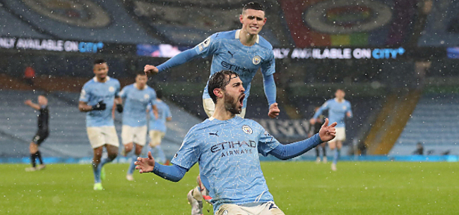 Foto: Man City sloopt West Brom en pakt de koppositie