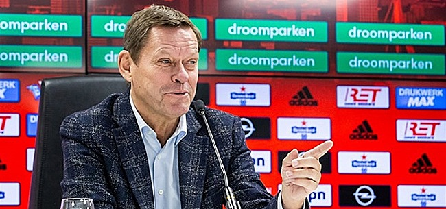 Foto: Arnesen denkt aan oude bekende van Anderlecht als nieuwe coach