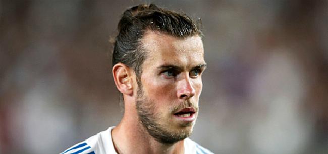 Foto: Zidane reageert gepikeerd op golfende Bale