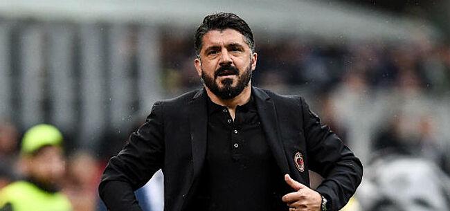 Foto: Gattuso doet beroep op inwoners Napels na hommage aan Maradona