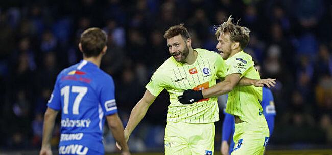 Foto: Mazzu moet vrezen voor zijn job na nieuwe nederlaag tegen AA Gent
