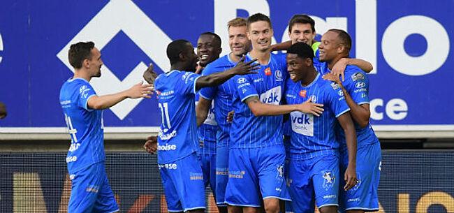 Foto: 'AA Gent wil absolute jackpot: bod van 25 miljoen niet voldoende'