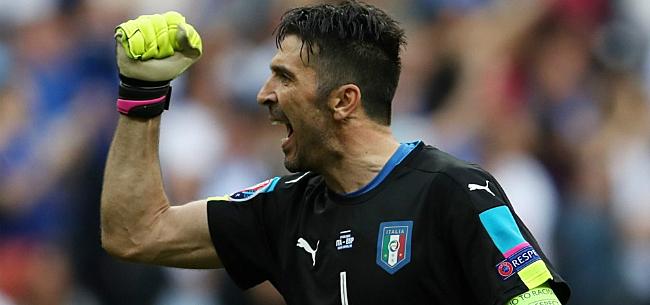Foto: Buffon nadert wereldrecord ex-Anderlecht-speler