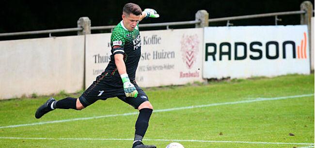 Foto: Belgische doelman geniet interesse van vier clubs