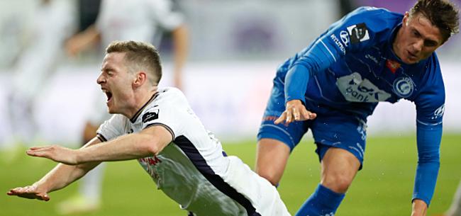 Foto: Hevige discussie na strafschop Anderlecht: