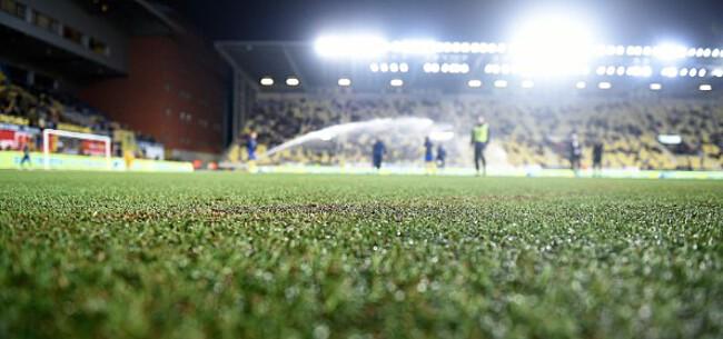 Foto: STVV volgt voorbeeld Anderlecht en weert fans uit stadion