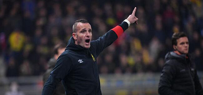 Foto: 'STVV haakt af voor ex-coach van Club Brugge'