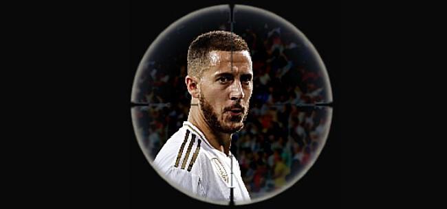 Foto: Mikpunt Hazard: zelfs meer geviseerd dan Messi