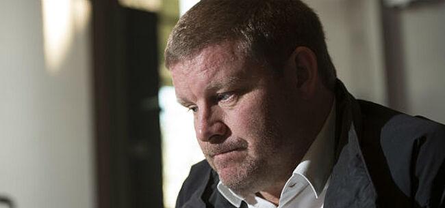Foto: Vanhaezebrouck reageert op geruchten over Racing Genk