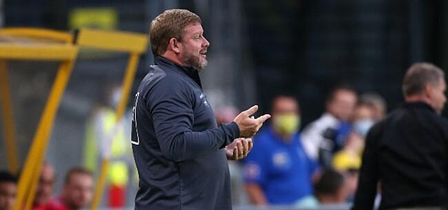 Foto: Vanhaezebrouck haalt uit naar ref na late penaltyfase