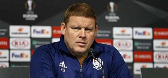 Foto: Vanhaezebrouck ziet groot transferprobleem voor Club en AA Gent