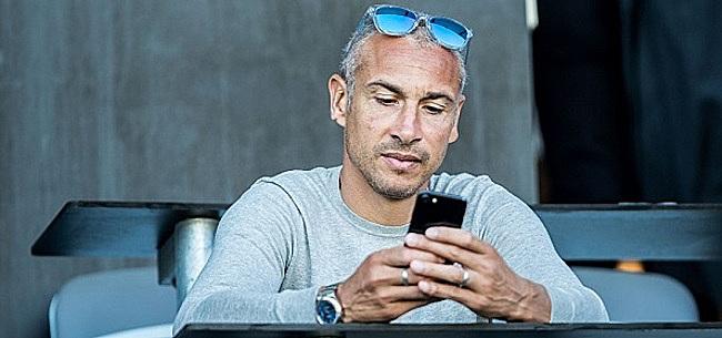 Foto: Henrik Larsson in gesprek over merkwaardige rentree als trainer