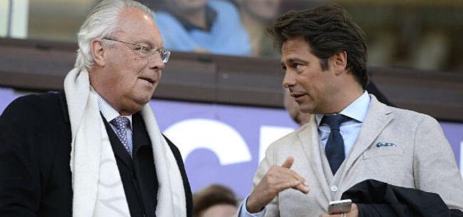 Foto: 'Henrotay streek bijna 10 miljoen euro op bij twee Anderlecht-transfers'