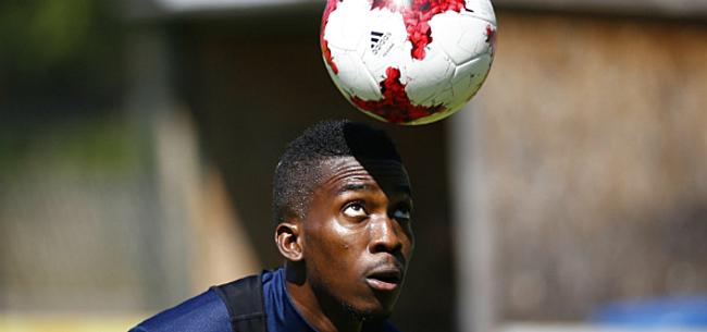Foto: Onyekuru helemaal klaar om te schitteren bij Anderlecht