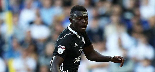 Foto: 'Cissé (ex-Standard) duikt op bij Belgische club'