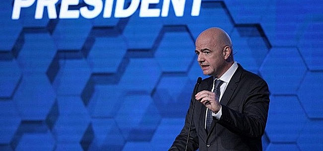 Foto: FIFA-voorzitter: