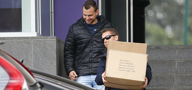 Foto: Vandenbempt komt met nieuws over invallen bij Anderlecht