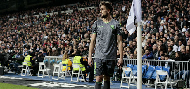 Foto: Januzaj slaat Europa met verstomming: