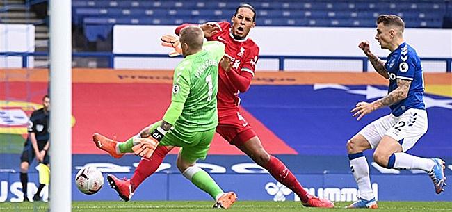 Foto: FA neemt 'knettergekke' beslissing over Van Dijk-aanslag