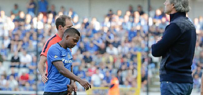 Foto: 'Youngster kan bij Club Brugge profiteren van blessure Izquierdo'