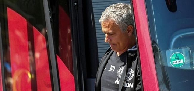 Foto: 'Man Utd mag nieuwe recordtransfer uit zijn hoofd zetten'