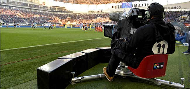 Foto: 'Onderhandelingen stokken: mogelijk doemscenario voor voetbalkijker'