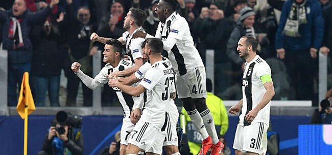 Foto: Juventus sluit megadeal van ruim honderd miljoen euro
