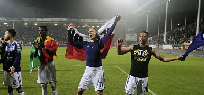 Foto: Verrassende blijver bij Anderlecht?