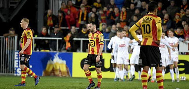 Foto: Ervaren kracht KV Mechelen:
