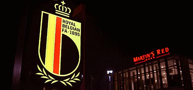 Foto: Voetbalbond kondigt herstructurering in Raad van Bestuur aan