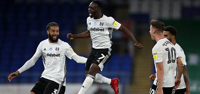 Foto: Odoi en Fulham na verlengingen terug naar de Premier League
