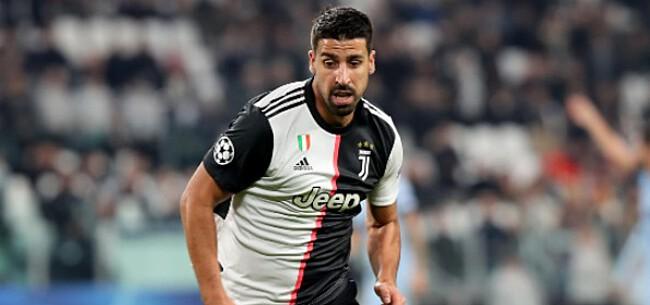 Foto: 'Khedira ruilt Juventus voor Premier League-avontuur'