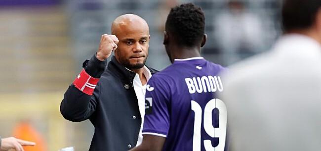 Foto: TRANSFERUURTJE: 'Club is Diatta kwijt, Anderlecht slaat weer toe'