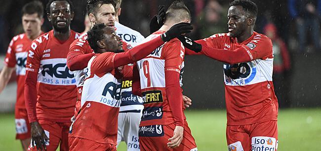 Foto: KV Kortrijk haalt dubbele cijfers in oefenmatch
