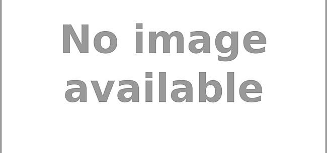 Foto: Ceballos van STVV baalt dubbel: