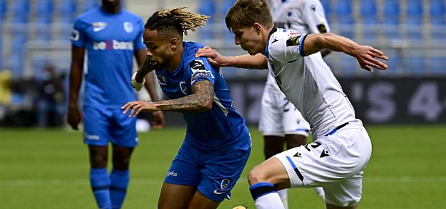 Foto: Opvallend: KRC Genk spendeert én ontvangt meer geld dan Club Brugge
