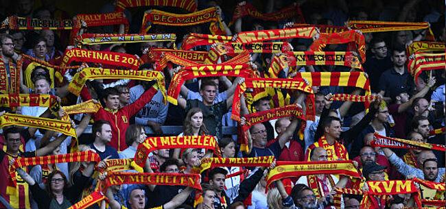 Foto: KV Mechelen trakteert fans op heerlijke reportage