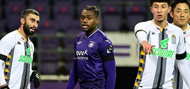 Foto: Dimata spreekt zich uit over toekomst bij Anderlecht