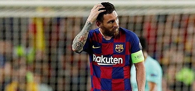 Foto: 'Ongelukkige Messi krijgt bizarre uitweg aangeboden'