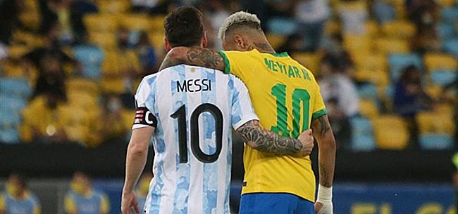 Foto: 'PSG geeft Messi definitief op'