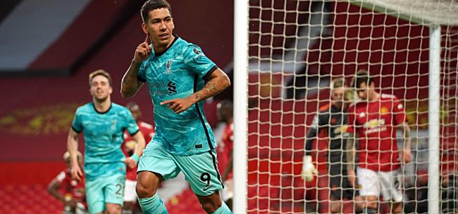 Foto:  Liverpool wint spektakelstuk bij Man Utd