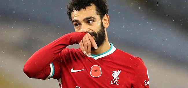 Foto: 'Salah is situatie beu en wil vertrekken op Anfield'