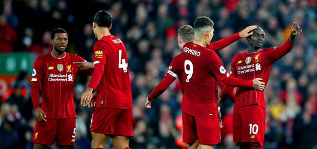 Foto: Liverpool maakt komst nieuwe spits bekend