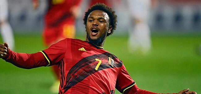 Foto: Nog twijfels over Openda bij Club Brugge: