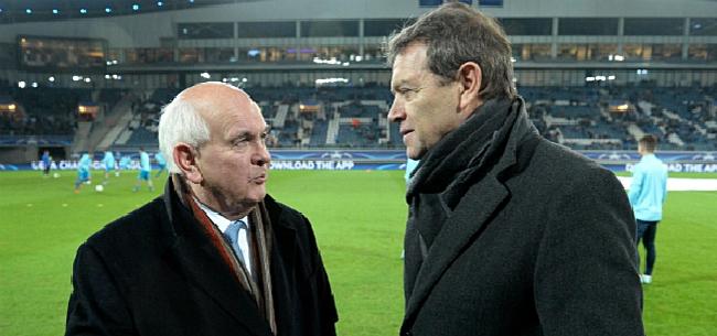 Foto: Louwagie speelt open kaart over situatie Vanhaezebrouck