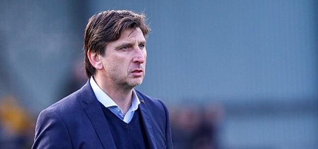 Foto: Nilis maakt intenties bij Anderlecht duidelijk