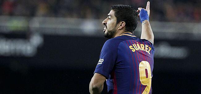 Foto: Suarez opnieuw onder vuur: